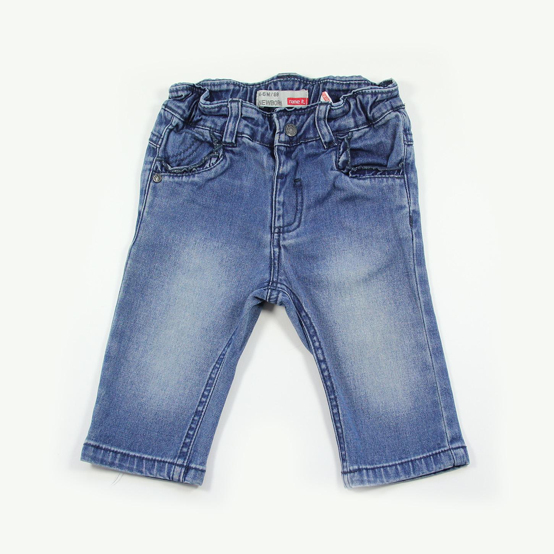 Kinderkleding Winkel Te Koop.Name It Jeans Blauw Maat 68 74 Bij Tweedehandjes Com Tweedehandjes
